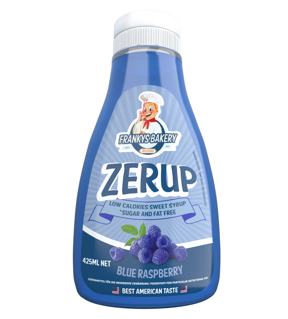 Zerup Blue Raspberry