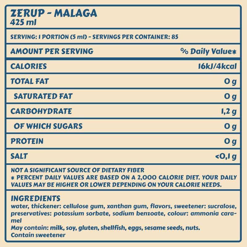Zerup Malaga