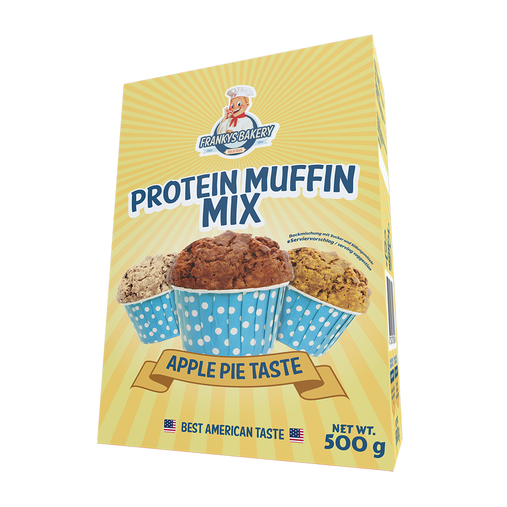 protein-muffin-mix-apple-pie
